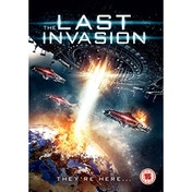 The Last Invasion DVD