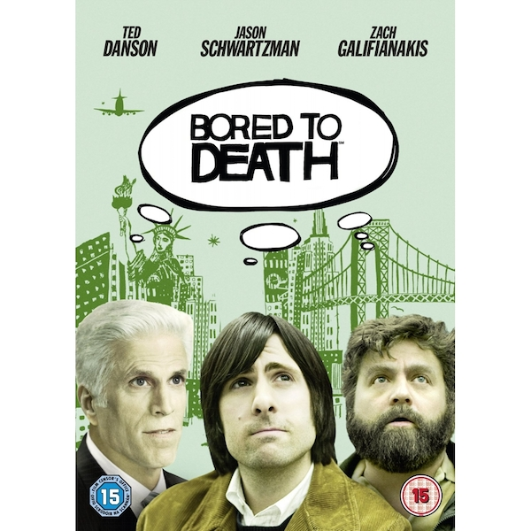 Bored To Death - Season 1 DVD