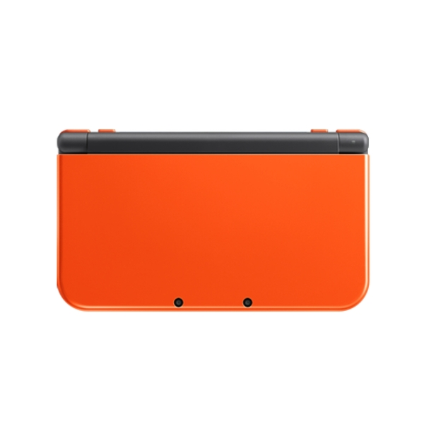 New 3DS XL Orange/Black Console - Image 3