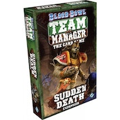 Blood Bowl Team Manager Sudden Death Card Game