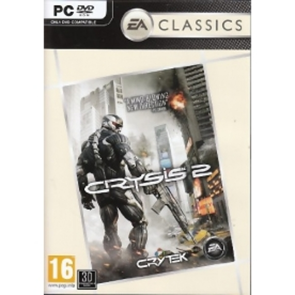 Crysis 2 II PC (Classics) Game
