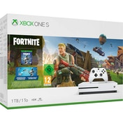 Microsoft Xbox One S 1TB Fortnite Console