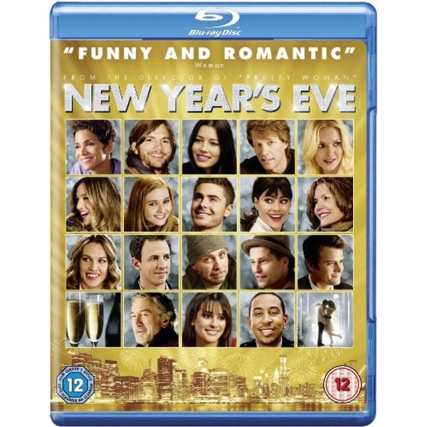 New Year's Eve Blu-ray