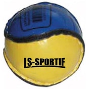 Hurling Club and County Sliotar Ball  Adult  Royal/Gold