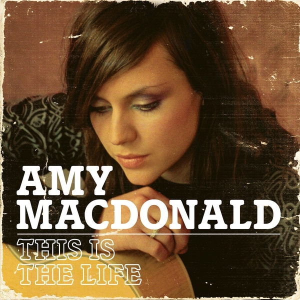 Amy MacDonald - This Is The Life Vinyl