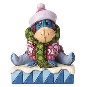 Waiting For Spring Eeyore (Winnie The Pooh) Disney Traditions Figurine