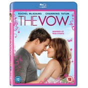 The Vow Blu-ray   UV Copy