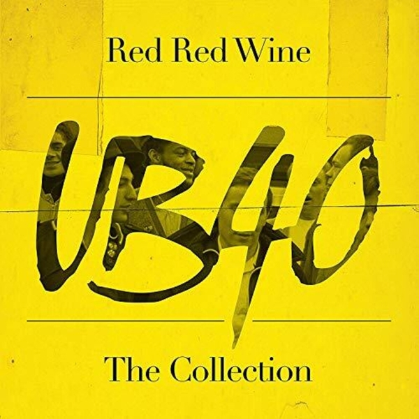 UB40 - Red Red Wine (The Collection) Vinyl