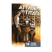 Attack on Titan 14 Paperback