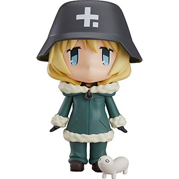 Yuri (Girls' Last Tour) Nendoroid Action Figure
