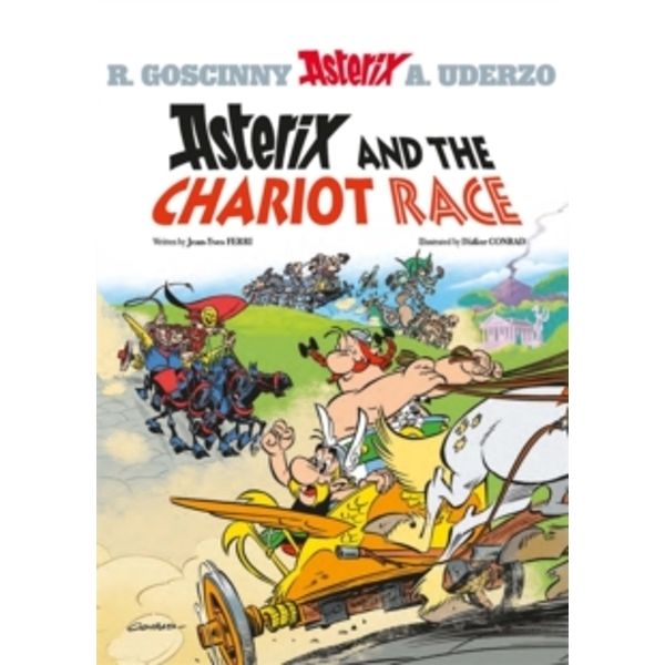 Asterix: Asterix and the Chariot Race : Album 37
