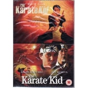 The Karate Kid Double Pack DVD