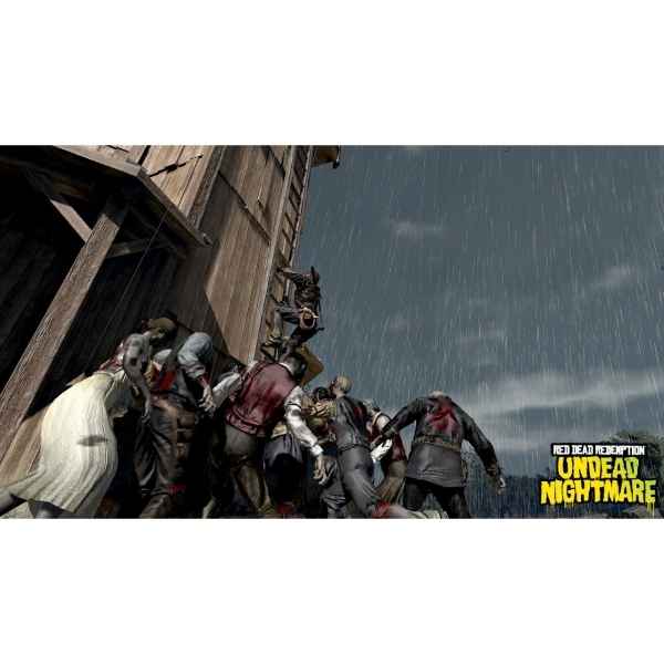 Red Dead Redemption Undead Nightmare Game Xbox 360 - Image 4