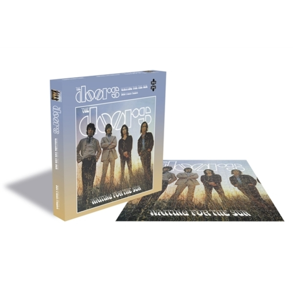 The Doors - Waiting For The Sun Jigsaw Puzzle (500 Piece)