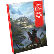 Legend of the Five Rings RPG: Emerald Empire The Essential Guide to Rokugan