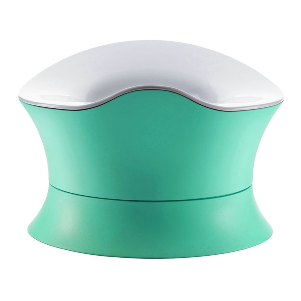 Angelcare Growing-Up Potty (Turquoise) - Image 2