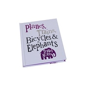 Brightside Planes,Trains & Bicycles Travel Notes (One Random Supplied)