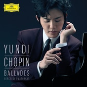 Yundi Chopin - Ballades  CD