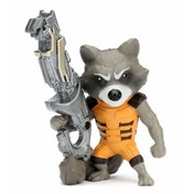 "Rocket Raccoon (Guardians Of The Galaxy) 4"" Metal Die Cast Figure"
