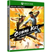 Cobra Kai The Karate Saga Continues Xbox One Game