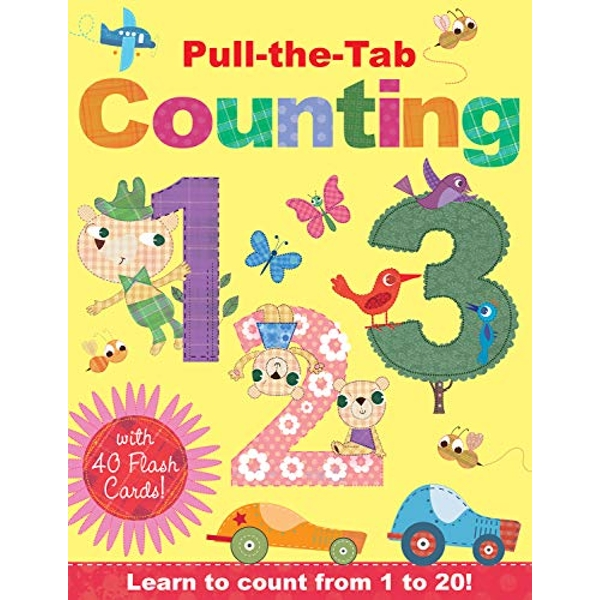 Pull-the-Tab Counting with Flash Cards by Oakley Graham (Hardback, 2016)