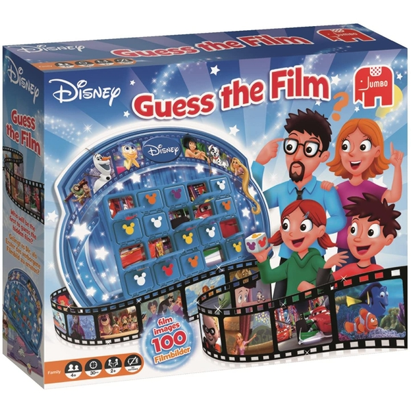 Jumbo Disney's Guess The Film Game