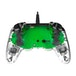 Nacon Compact Wired Illuminated Light Edition Controller (Green) PS4 - Image 4