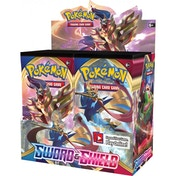 Pokemon TCG: Sword & Shield Booster Box (36 Packs)
