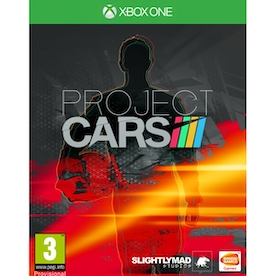 Project Cars Xbox One Game