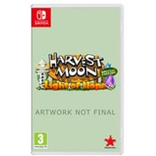 Harvest Moon Light of Hope Special Edition Nintendo Switch Game