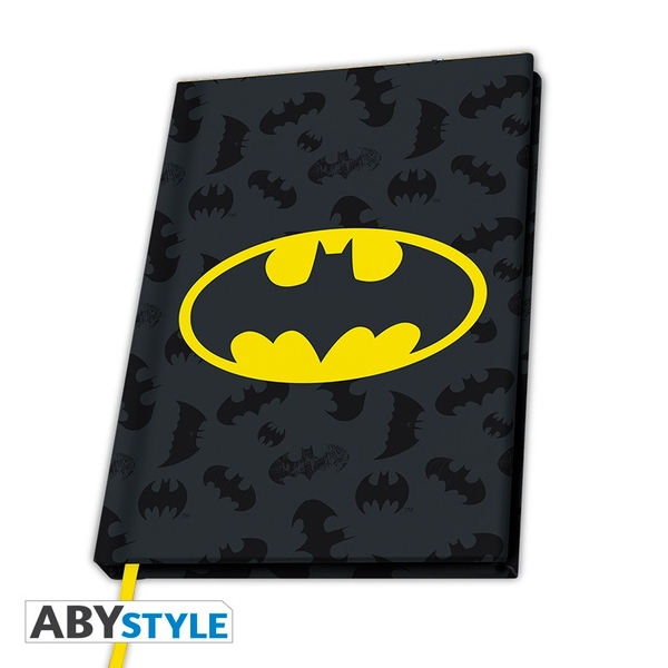 "DC Comics - A5 "" Batman Logo"" Notebook"