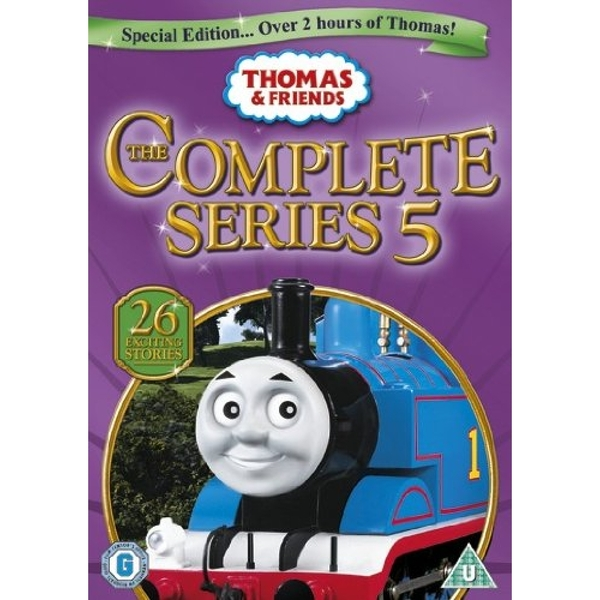 Thomas & Friends The Complete Series 5 (DVD)