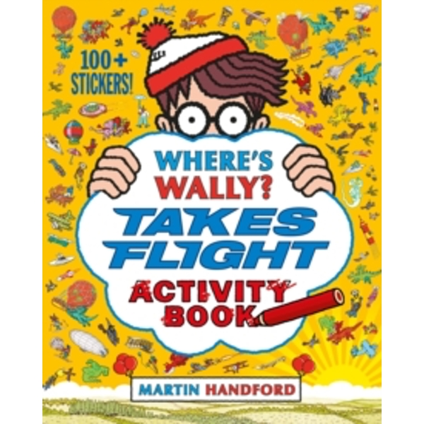 Where's Wally? Takes Flight : Activity Book