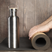 Stainless Steel Water Bottle - 1L   M&W - Image 6