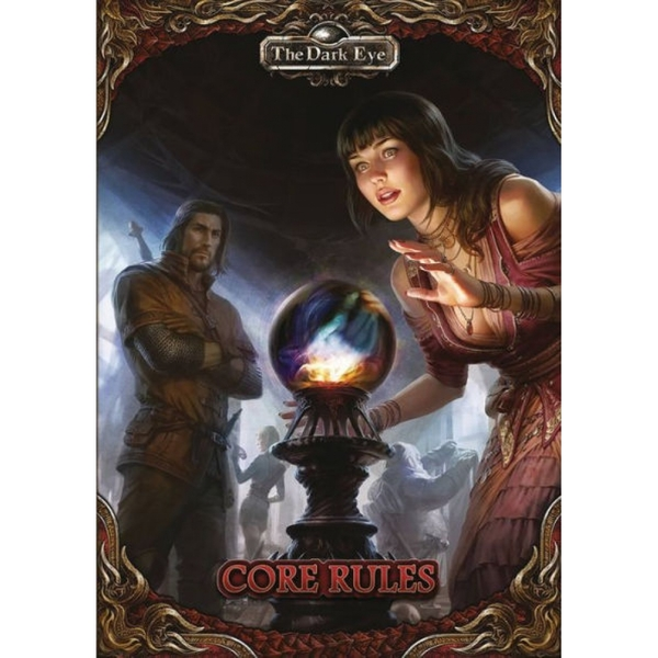 The Dark Eye - Core Rules Pocket Edition