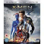 X-Men: Days Of Future Past 4KUHD   Blu-ray