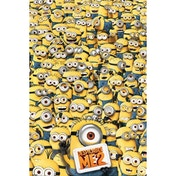 Despicable Me 2- Many Minions Maxi Poster