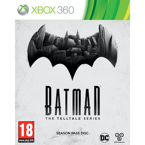 Batman Telltale Series Xbox 360 Game - Image 1