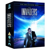 The Invaders: The Believers Box DVD