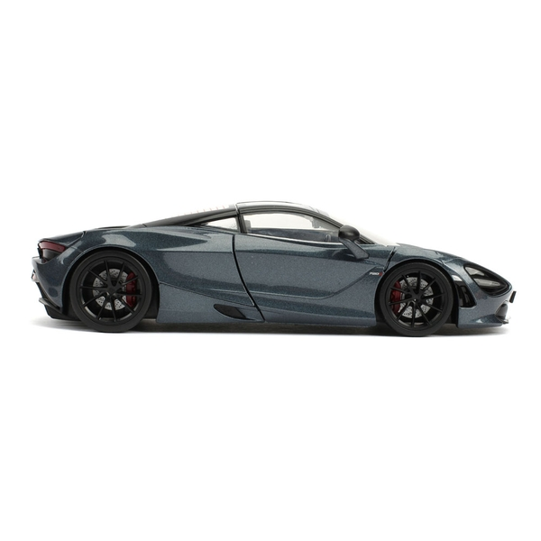 Fast & Furious - Hobbs & Shaw Shaw's McLaren 720 Die-cast Toy Sports Car (Black)