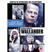 Wallander: Collected Films 1-7 DVD