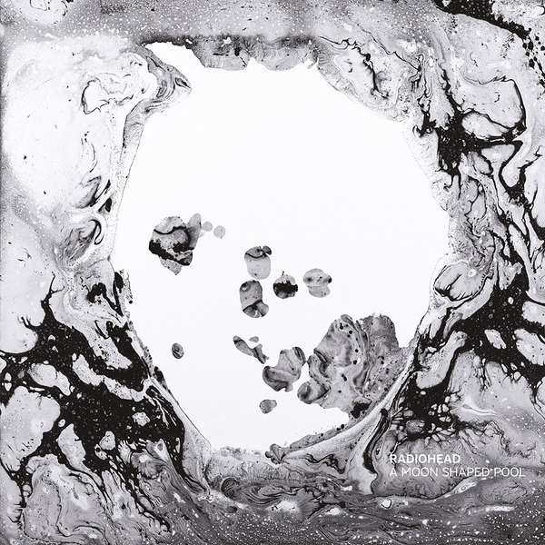 Radiohead - A Moon Shaped Pool Vinyl
