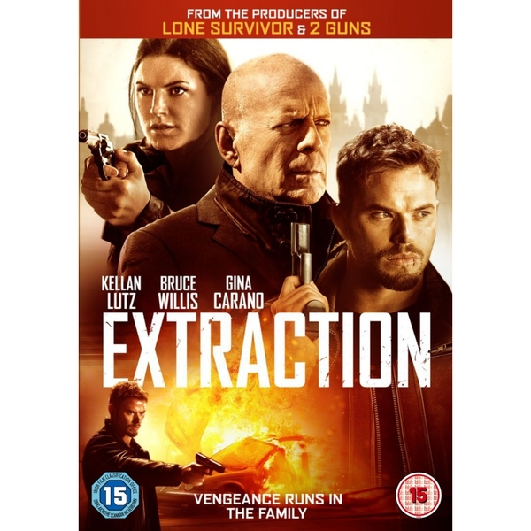 Extraction 2016 DVD