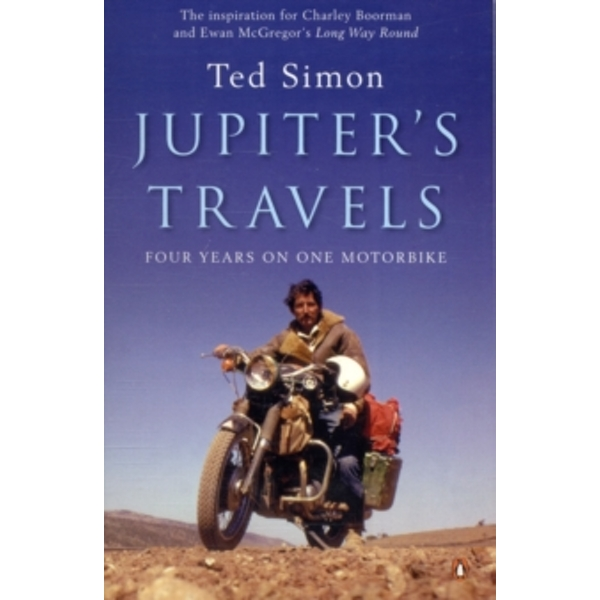 Jupiter's Travels by Ted Simon (Paperback, 1980)