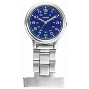 Lorus RG251DX9 Nurses Fob Watch Blue