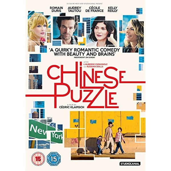 Chinese Puzzle DVD