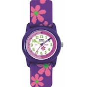 Timex T89022 Kidz Flowers Time Teachers Watch