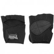 Lonsdale Neoprene Weight Lifting Gloves