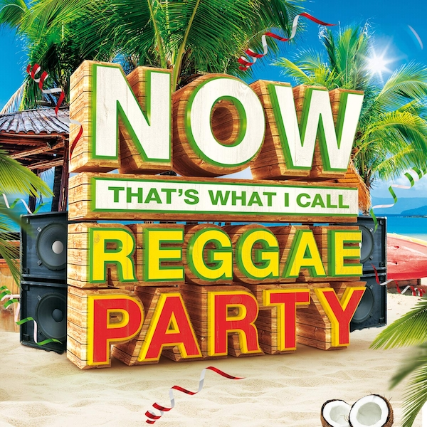 Now Thats What I Call Raggae Party CD