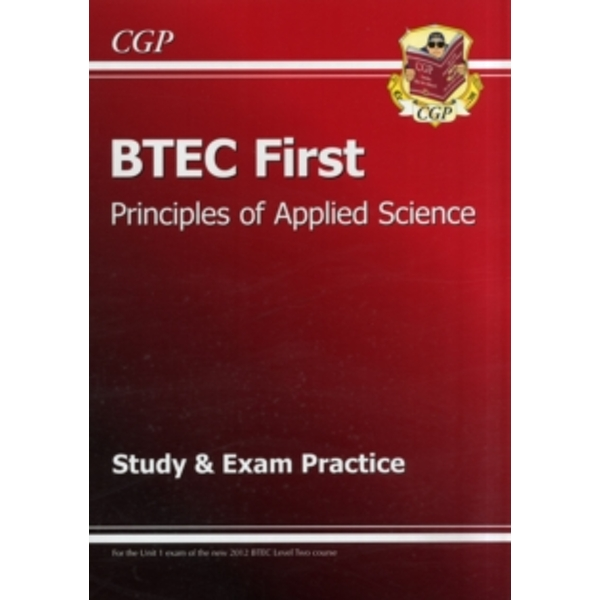 BTEC First in Principles of Applied Science Study and Exam Practice